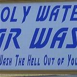 holy water wash