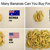 how many bananas