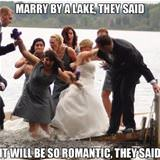 marry by a lake