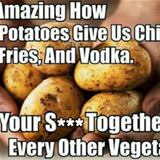 potatoes are amazing