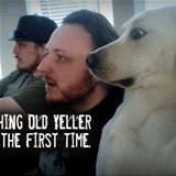 watching old yeller