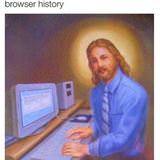 browser history cleared