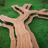 cool picnic table