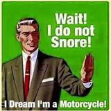 i do not snore