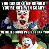 ronald is right