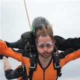 skydiving face