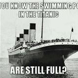 titanic swimming pools