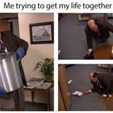 trying to get my life together