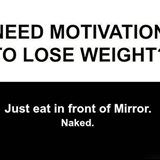 some motivation for weight loss