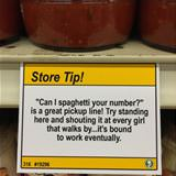 store tips