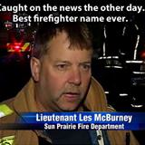 firefighter name