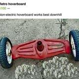 non electric hoverboard