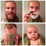shaving works wonders