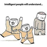 smart people understand