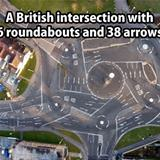 the british love roundabouts