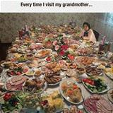 when i visit my grandma