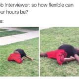 how flexible can you be