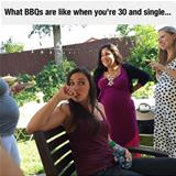 Barbeques When You Are 30 And Single