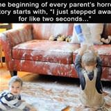 every parents horror story