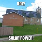 holy solar power