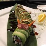 the dragon sushi