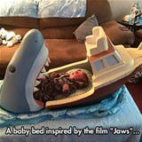 jaws bed