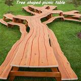 cool tree shaped table
