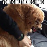 grab your girlfriends hand