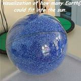 how many earths