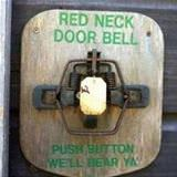 red neck door bell