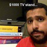 expensive tv stand