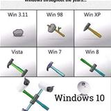 how windows has evolved