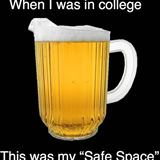 my safe space
