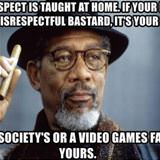 respect is taught