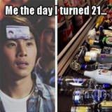 the day i turned 21