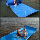 an awesome water mat