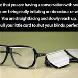conversation blockers