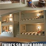 cool bedroom