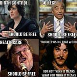 should all be free