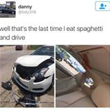 spaghetti and drive