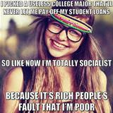 its rich peoples fault right