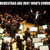 most orchestras