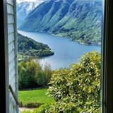 norway in doorway