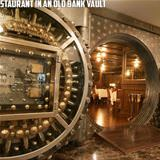 old bank vault converted