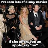 seen a lot of disney movies