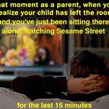that moment as a parent