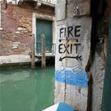 fire exit this way