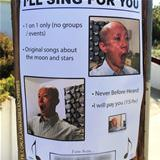 i will sing for you