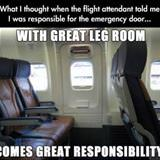 with great leg room