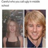 careful who you call ugly